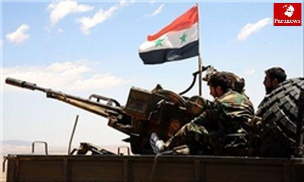ارتش سوریه به 5 و نیم کیلومتری «دیرحافر» رسید