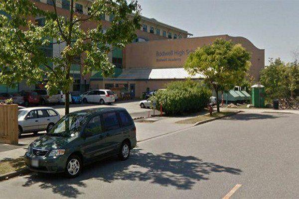 یک دبیرستان در شهر «ونکوور» کانادا تخلیه شد