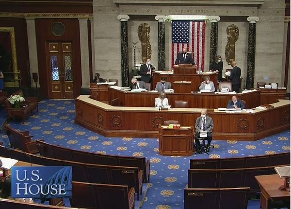 تصویب ممنوعیت آزمایش هستهای در مجلس نمایندگان