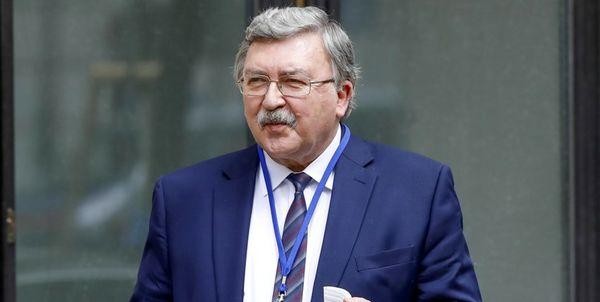 اولیانوف: آمریکا مجدداً از برجام خارج شود ایران اقدامات شدیدتری انجام میدهد
