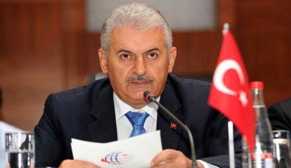 نقشه نخستوزیر ترکیه برای مرز عراق فاش شد