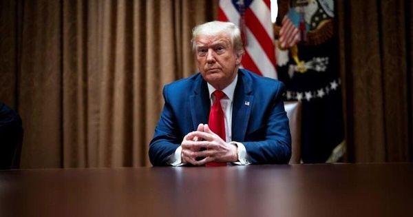 ترامپ معترضان ضد نژادپرستی را زشت خواند