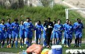 جلسه شفر با بازیکنان استقلال پیرامون بازی با پدیده
