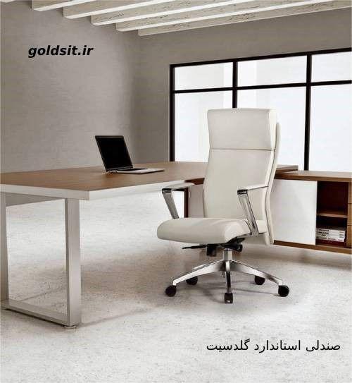 صندلی استاندارد شرکت گلدسیت در سال 2020