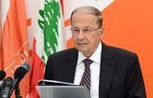 رئیسجمهور لبنان بر ارتباط رسمی با سوریه تأکید کرد