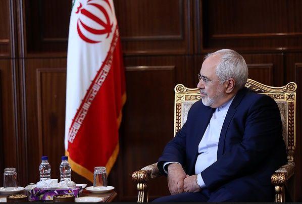 ظریف با رییس جمهوری آفریقای جنوبی دیدار کرد