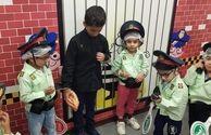 دختر پلیس نیما کرمی+عکس