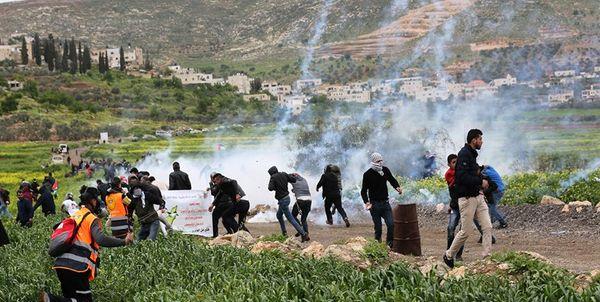 جراحت عمیق نوجوان فلسطینی در حمله نظامیان صهیونیست