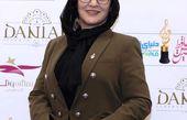 عکس رویا نونهالی در جشن حافظ
