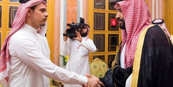 پسر خاشقچی عربستان را ترک کرد