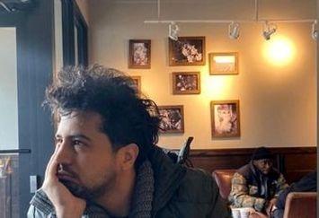 کافه گردی مهرداد صدیقیان در مونترال