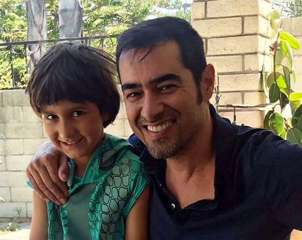شهاب حسینی و پسر بازیگر معروف + عکس