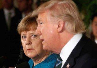 وقتی آلمان و آمریکا به جان هم می افتند