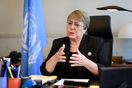 پکن از رئیس جدید حقوقبشر سازمان ملل خواست به حاکمیت ملی چین  احترام بگذارد