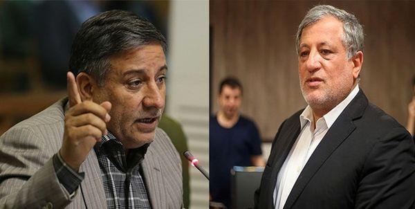 توضیحات سالاری در خصوص جلسه جنجالی روز گذشته شورای شهر تهران