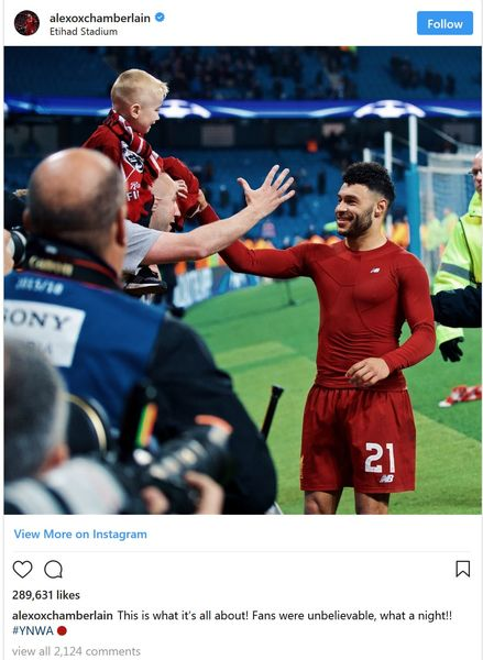 هدیه جالب ستاره فوتبال به یک هوادار خردسال+عکس