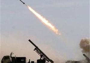 شلیک ۴ موشک مبارزان یمنی به جنوب عربستان