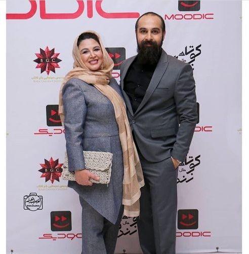 ست کردن شهره سلطانی و همسرش+عکس