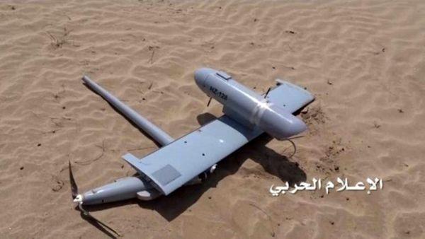 یمن هواپیمای جاسوسی عربستان را سرنگون کرد
