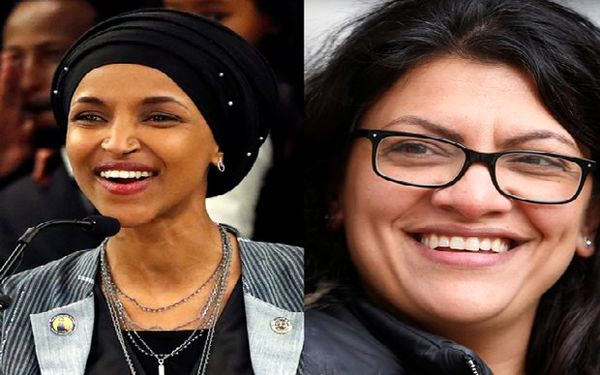 دو زن مسلمان به مجلس آمریکا راه یافتند