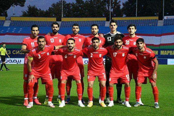 ایران 2- 1 ازبکستان