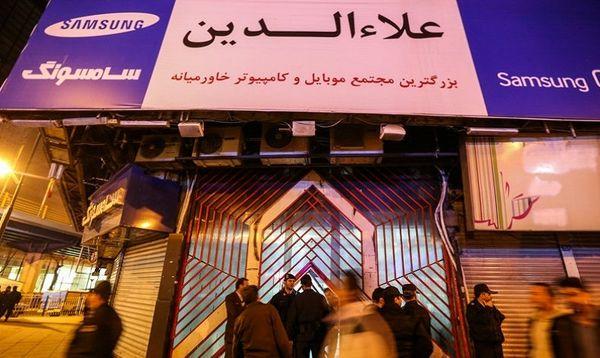 ضرب العجل رئیس دیوان عدالت اداری برای صدور حکم پاساژ علاءالدین/حکم قلع و قمع قطعی است