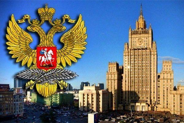 وزارت خارجه روسیه کاردار اوکراین را احضار کرد