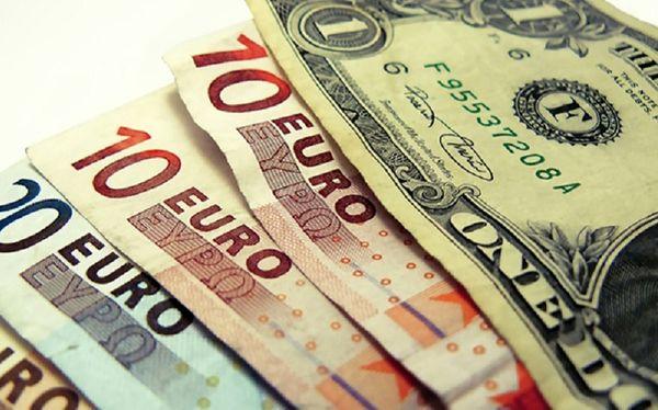 افزایش پوند و یورو در بازار امروز