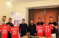 کوچ دستهجمعی بازیکنان مس سونگون به تاجیکستان