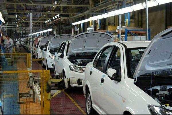 ادامه ریزش آمار تولید سایپا - تشدید نگرانی از صنعت خودرو کشور