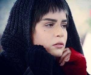 ملیکا شریفی نیا با چهره ای جدید + تصاویر