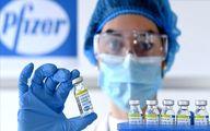 واکنش عجیب در مقابل تزریق واکسن کرونا+عکس