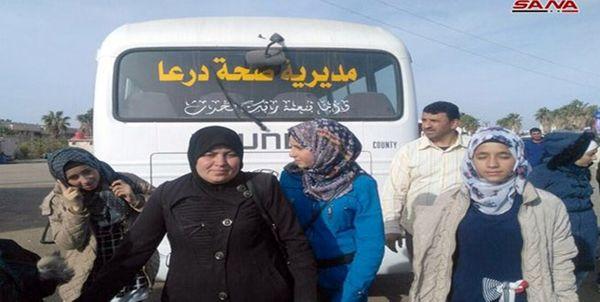 بازگشت دهها آواره سوری از اردن به کشور خود