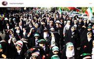 """اعتراض خواننده """"از لاک جیغ تا خدا"""" به تجمعات عفاف و حجاب!"""