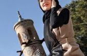 عکس خانم بازیگر خارجی معروف در اصفهان