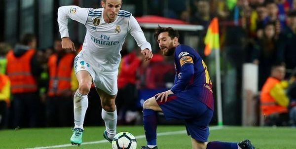 ترکیب احتمالی رئال مادرید و بارسلونا