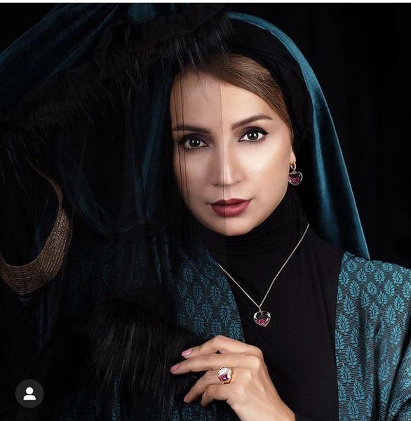 ظاهر جدید شبنمقلی خانی + عکس