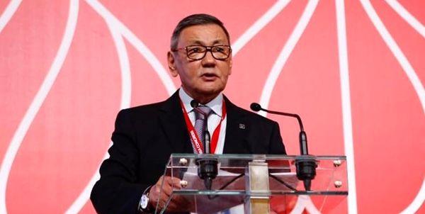 رئیس فدراسیون جهانی بوکس استعفا کرد