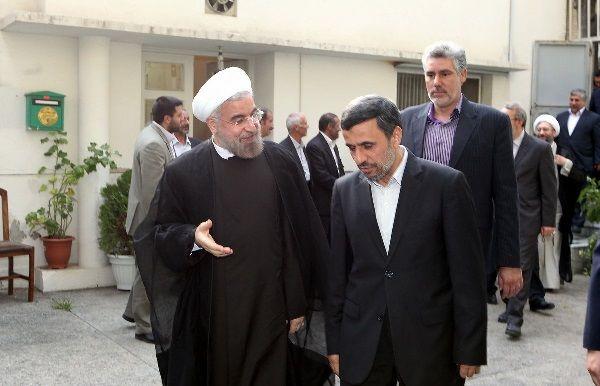 نیاز احمدی نژاد وروحانی به یکدیگر
