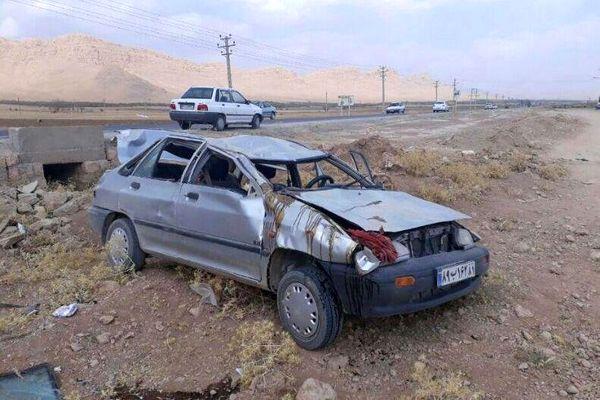 سوانح جاده ای روز گذشته در محورهای ساوه 12مصدوم برجای گذاشت