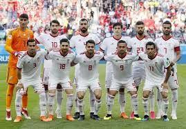 ترکیب تیم ملی فوتبال ایران مقابل فلسطین