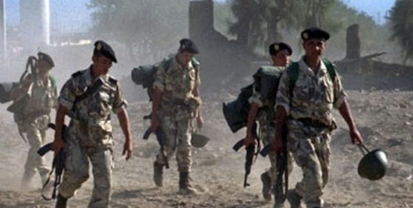تخریب ۳ مخفیگاه تروریستها در شمال الجزائر