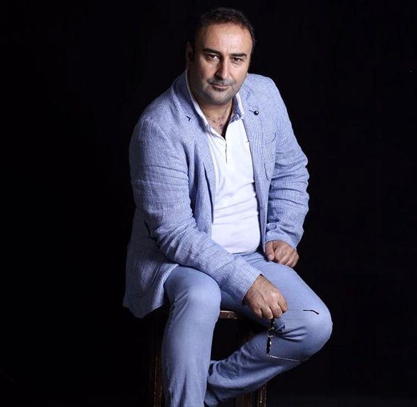 تیپ رسمی مهران احمدی در آتلیه + عکس