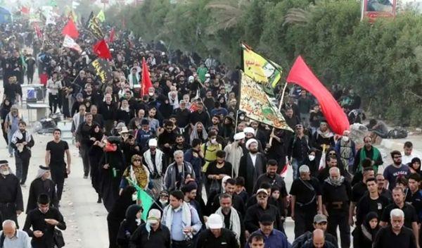 تروریست انتحاری پیش از حمله به زائران اربعین به هلاکت رسید