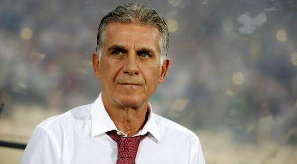 دیدار مسئولان فدراسیون فوتبال کلمبیا با کارلوس کی روش