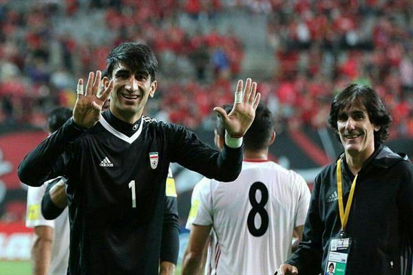 بیرانوند: بازی با مراکش حکم فینال را برای ما دارد