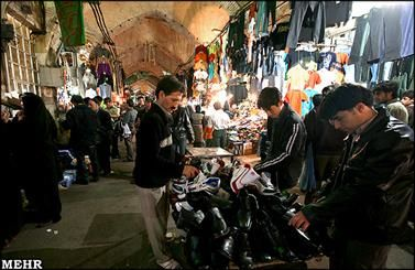 بازار دوم نازی آباد ساماندهی می شود