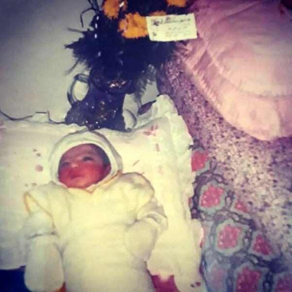 این نوزاد کیست؟