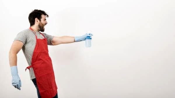 شستن دیوار