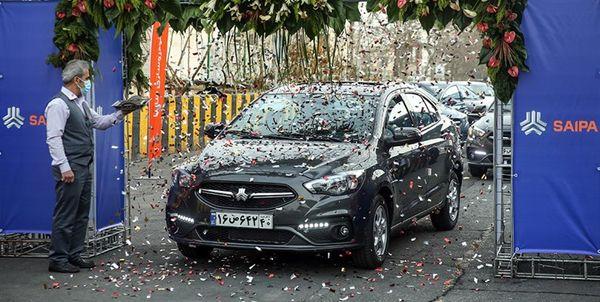 خبر جدید از خودروی جدید